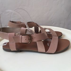 Urban Outfitters Strappy Leather Sandals